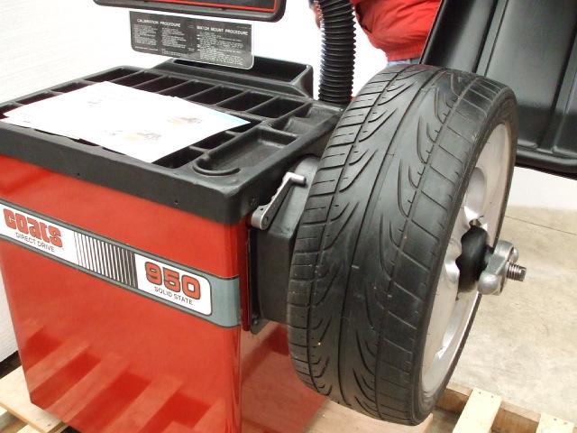 Tire Balancers Remanufactured Coats 174 950 1000 Tire