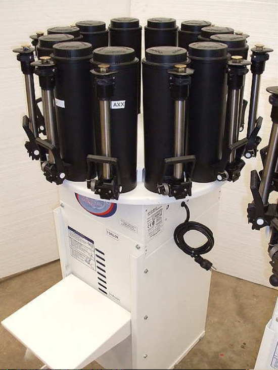 Color Dispensers Manual Remanufactured Hero 2000