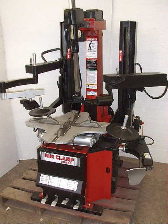 coats tire machine
