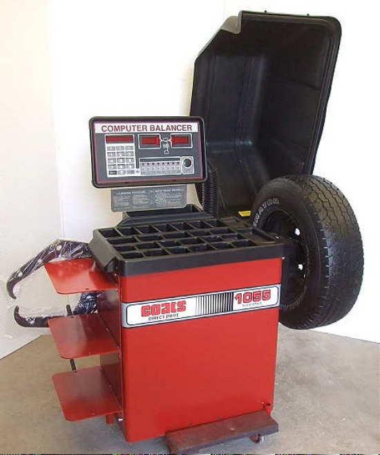 Tire Balancers Remanufactured Coats 174 1055 Tire Balancer
