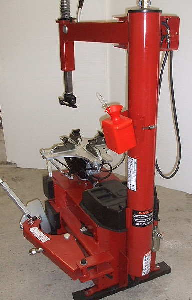 Remanufactured Coats 5060ax Tire Changer