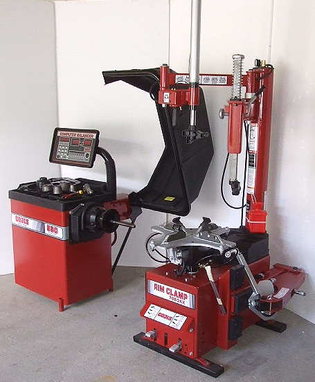 Tire Changer And Balancer Combos Complete Remanufactured Coats