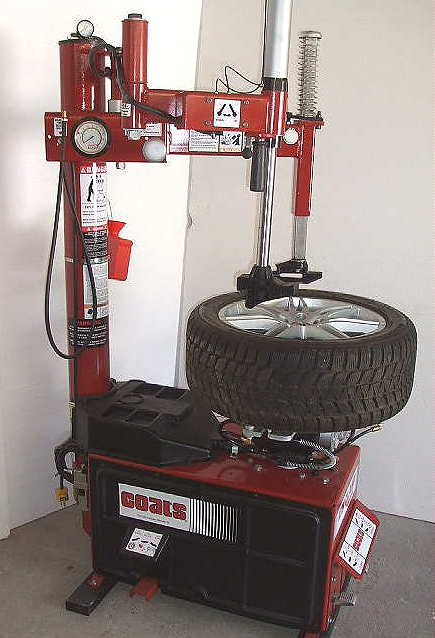 coats 1010 tire machine