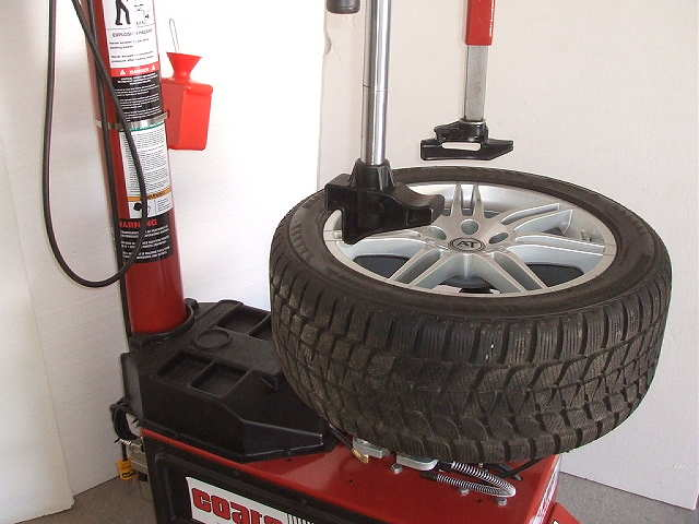 Tire Changers Complete Remanufactured Coats 174 7060 Ex