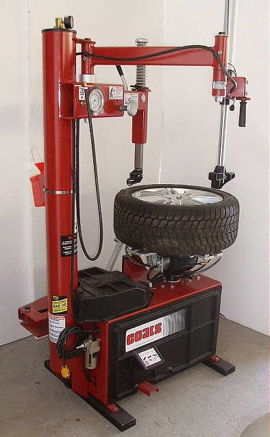 coats tire changer parts manual
