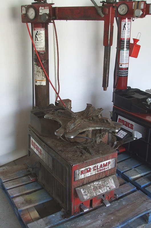 coats 5030 tire machine