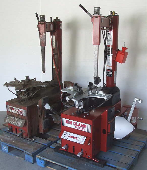 Remanufacturing Services Tire Changers