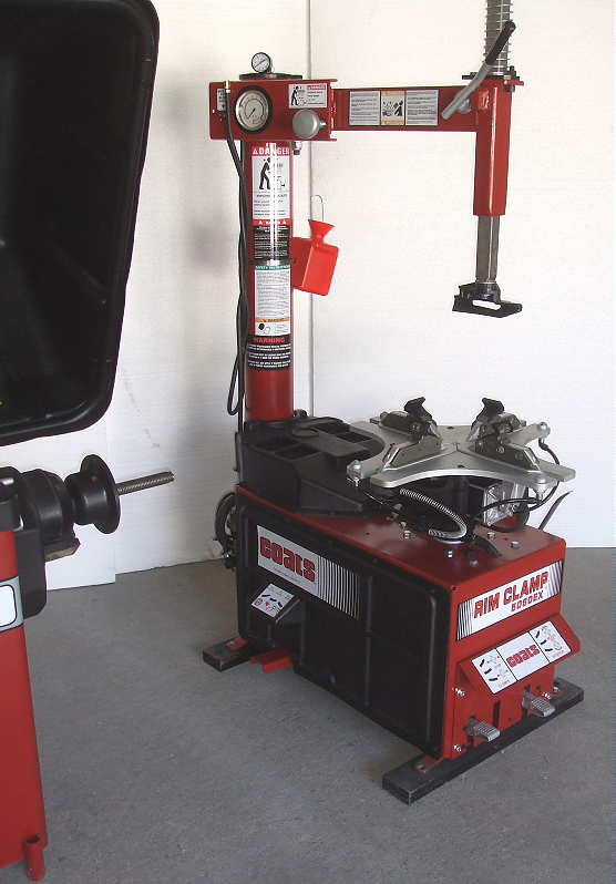 Tire Changer And Balancer Combos Complete