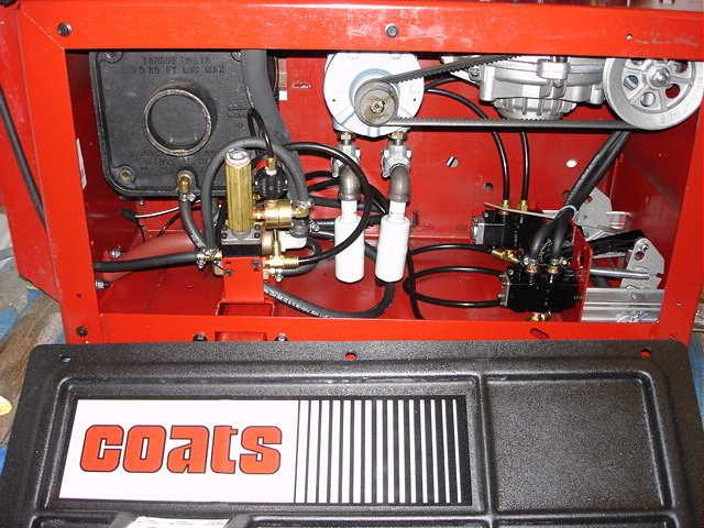 coats 5060a tire machine