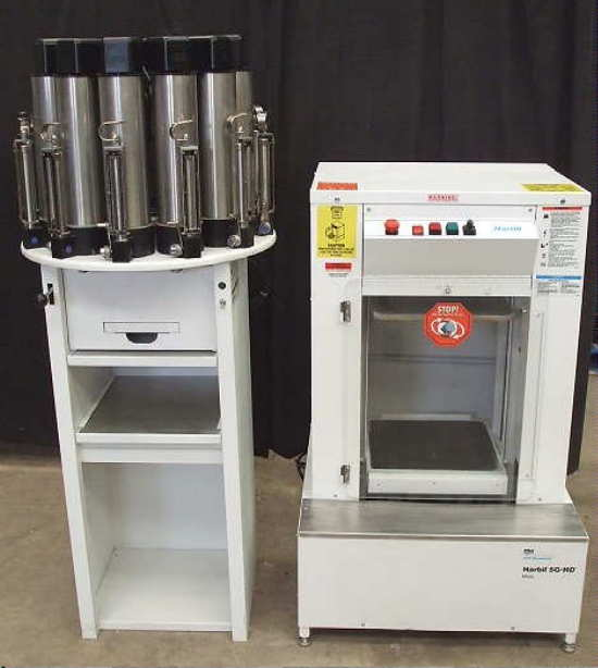 Paint Shaker And Color Dispenser Combos Remanufactured